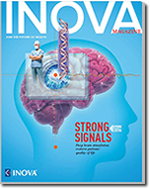 Deep Brain Stimulation (DBS) magazine cover