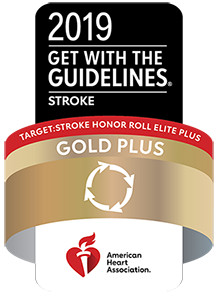 Gold Plus badge