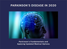Parkinson's Disease in 2020 image with brain