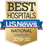 U.S. News & World Report Best Hospitals Mark
