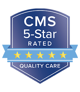 cms 5 star badge