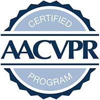 certified by the AACVPR