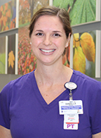 Danielle Ward, PT