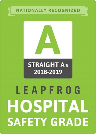 leapfrog A grade badge