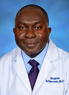 Magnus Ikhinmwin, MD