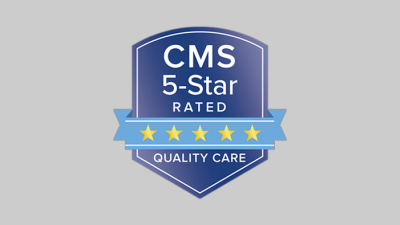 5 star badge