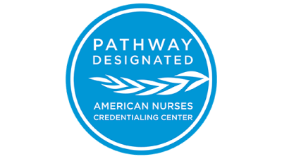 logo: pathway to excellence