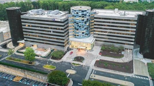 new Inova campus rendering