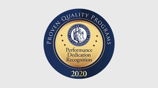 ACC seal award