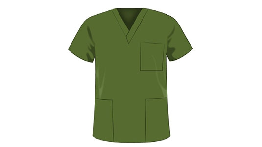 PATIENT SAFETY ASSOCIATE Olive Green