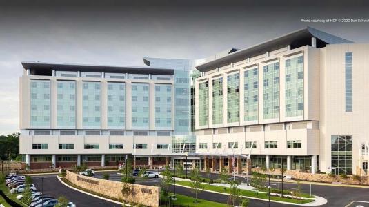 Inova Loudoun Hospital exterior