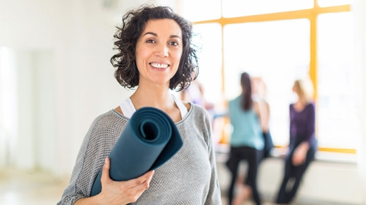 Fitness, mindfulness, and more...