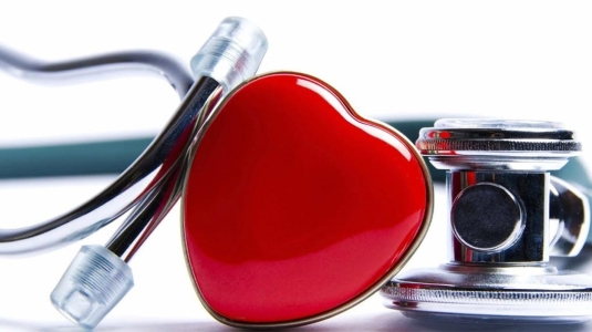 heart and stethescope