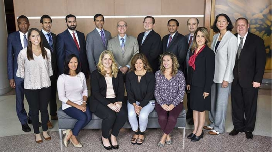 Picture of the Inova Neurosurgery Team