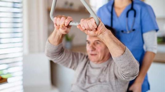Senior inpatient rehab with nurse